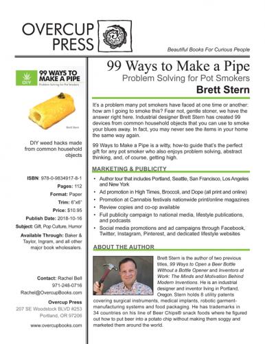 Book Info Sheet